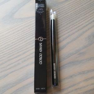 Giorgio Armani Makeup - Giorgio Armani Maestro Angled Eye Brush #9